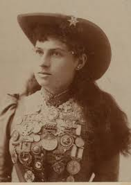 photo Annie Oakley